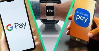 Apple Pay vs. Google Pay vs. Samsung Pay