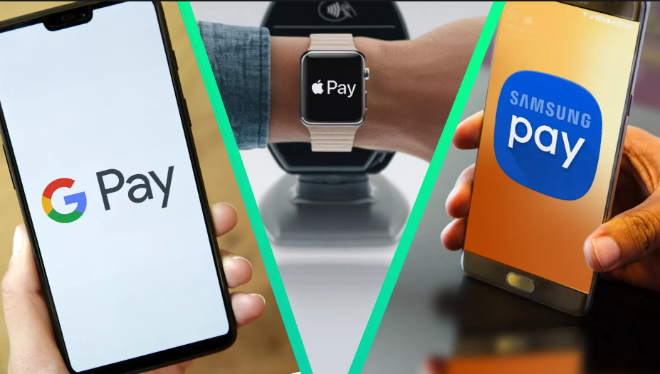 Apple Pay vs. Google Pay vs. Samsung Pay