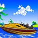Speed boat river For PC (Windows & MAC)