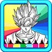 Super Sayan Coloring Pages For PC (Windows & MAC)