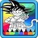 Super Sayane Coloring Book For PC (Windows & MAC)