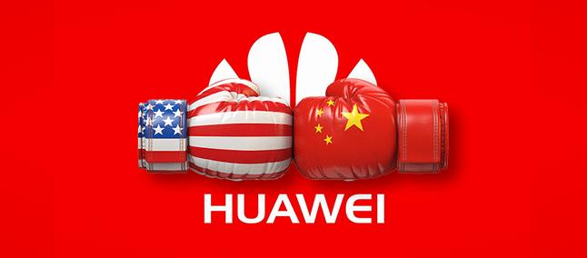 Trump x Huawei