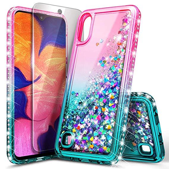Dzxouui Glitter Case
