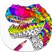 Adult Dinosaur Coloring Pages For PC (Windows & MAC)