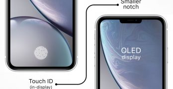 An iPhone with an in-display Fingerprint Scanner May be Coming