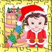 Baby Lisi Christmas Cake Puzzle For PC (Windows & MAC)