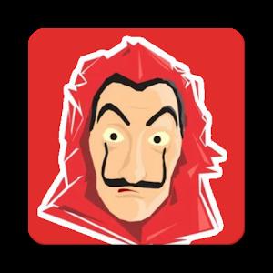 Casa de Papel Stickers for WhatsApp For PC (Windows & MAC)