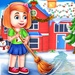 Christmas House Cleaning Time For PC (Windows & MAC)