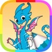 Dragon Coloring Pages For PC (Windows & MAC)