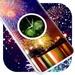 Firework Clock Live Wallpaper For PC (Windows & MAC)