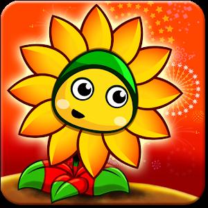 Flower Zombie War For PC (Windows & MAC)