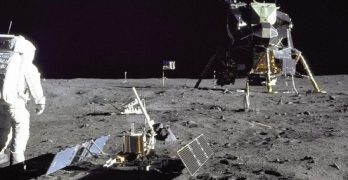 Google Arts & Culture gives different image of the Moon with images of the Apollo 11 mission