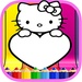 Hello Kitty Coloring Book For PC (Windows & MAC)