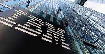 IBM signs