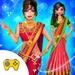 Indian Gopi Saree Designs Fashion Salon For PC (Windows & MAC)
