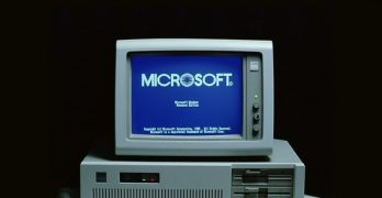 Microsoft back in time and announces Windows 1.0 with MS-Dos Executive, clock and more