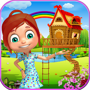 My Town Tree House Life:Build, Design & Decoration For PC (Windows & MAC)