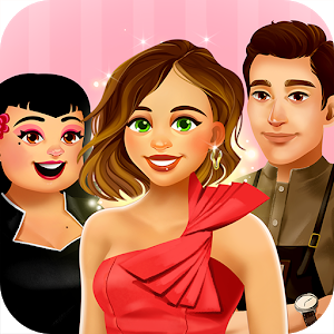 Nicole's Match : Dress Up & Match 3 Puzzle Game For PC (Windows & MAC)