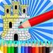 Paint Castles Coloring For PC (Windows & MAC)