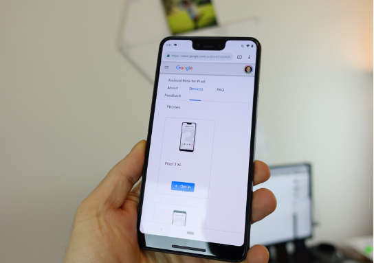 The easy way — Android Beta Program
