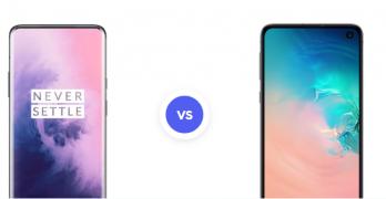 OnePlus 7 Pro vs. Galaxy S10e