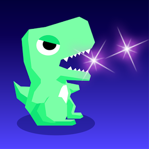 Tap Tap Dino : Grow my dino ( Idle & Clicker RPG ) For PC (Windows & MAC)