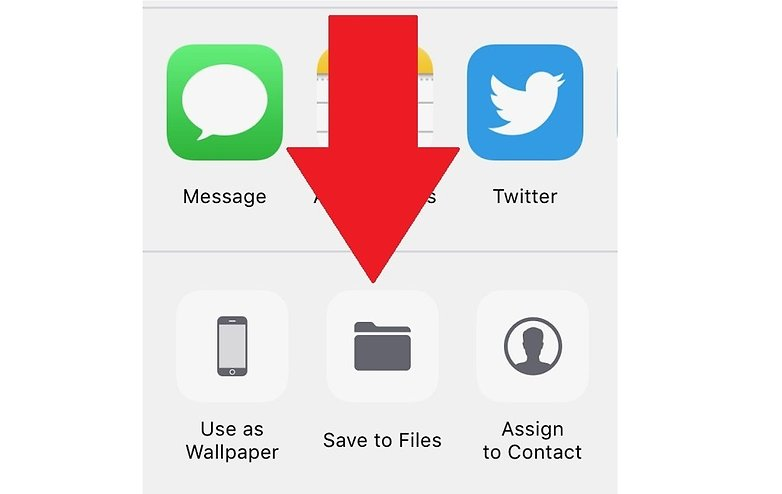 Send photos without compression on iOS