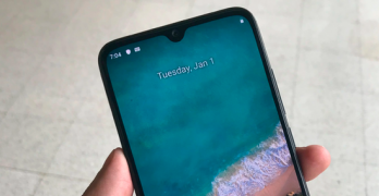Xiaomi Mi A3 wins official video disassembly showing easy maintenance