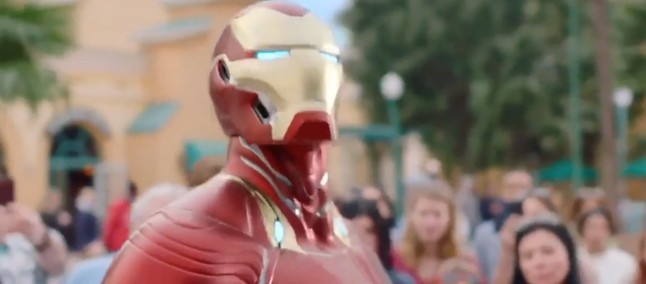 Xiaomi launches Iron Man robot