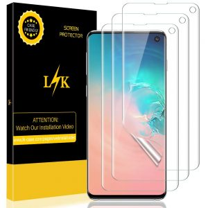LK HD Clear Screen Protector (3-Pack)