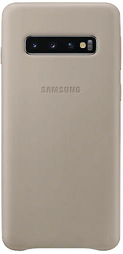Samsung Leather Back Cover