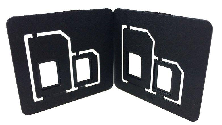 SIM cards holder