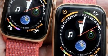 Supposed leaking Apple Watch Series 5 shows design identical to predecessor
