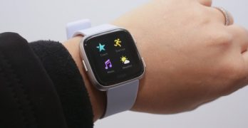 Fitbit Versa 2 case leaks and confirms support for Alexa, 4 battery days and more