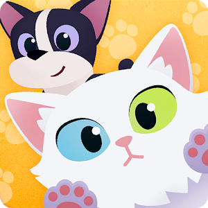 Hellopet House - Create a pet house with cute pets For PC (Windows & MAC)