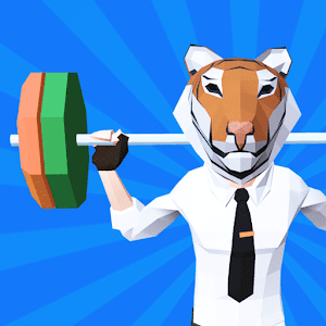Idle Gym - fitness simulation game For PC (Windows & MAC)