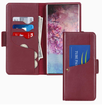 Toplive Genuine Leather Wallet