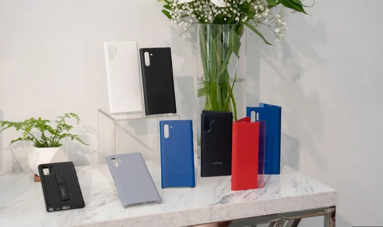 Galaxy Note 10 and Note 10+ cases