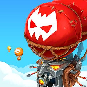 Wild Sky Tower Defense: Epic Legends TD RPG For PC (Windows & MAC)