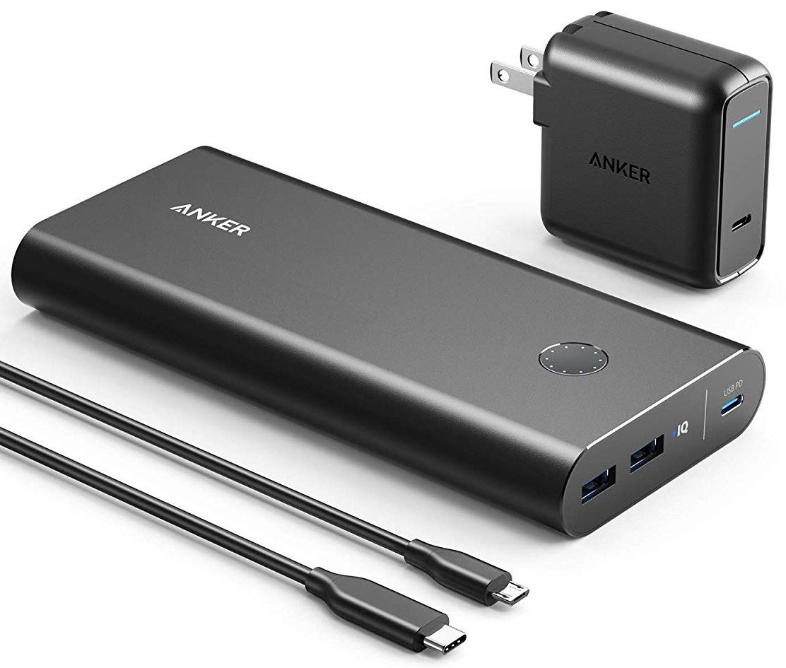 Anker PowerCore+ 26800 PD battery pack