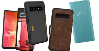 Best Leather Cases for Galaxy S10+ in 2019