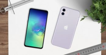 Apple iPhone 11 vs Samsung Galaxy S10e