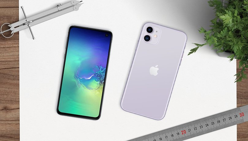 Apple iPhone 11 vs Samsung Galaxy S10e