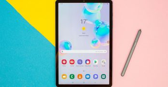 Samsung Galaxy Tab S6: All Play and No Work