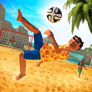 Beach Football Champion Club League For PC (Windows & MAC)