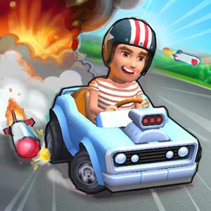 Boom Karts - Multiplayer Kart Racing For PC (Windows & MAC)