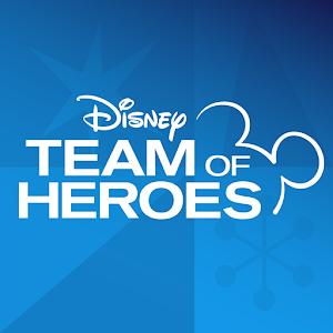 Disney Team of Heroes For PC (Windows & MAC)