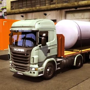 Heavy Truck Driving Simulator 3D: Realistic mobile For PC (Windows & MAC)