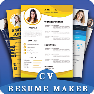 New CV maker 2019 For PC (Windows & MAC)