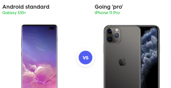 Samsung Galaxy S10+ vs. iPhone 11 Pro: Which should you buy?